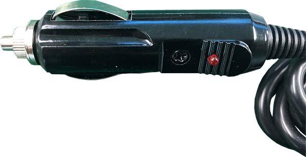 Ozónový generátor do auta 12V napájanie