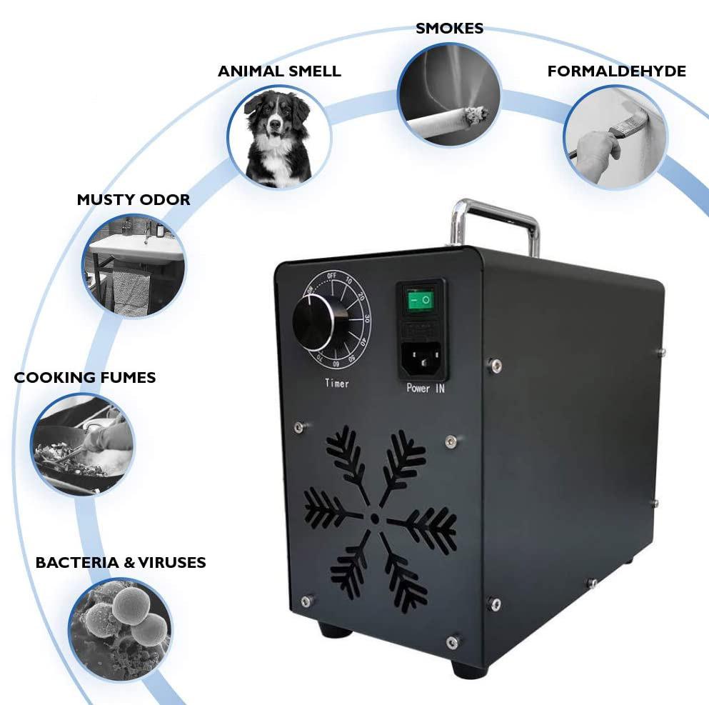 Čo dokáže ozónový generátor