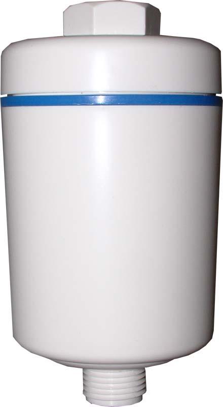 Filtračná vložka s aktívnym uhlím do sprchového filtra
