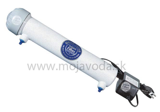 Táto UV lampa bola dodávaná s osmózami Aquafilter do roku 2013
