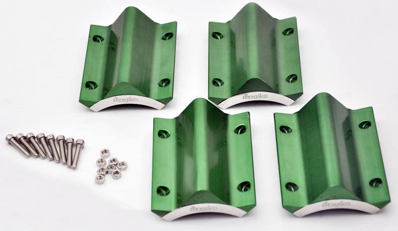 Jednoduchá inštalácia - zmäkčovač sa iba pripevní zvonka na potrubie pomocou priložených skrutiek