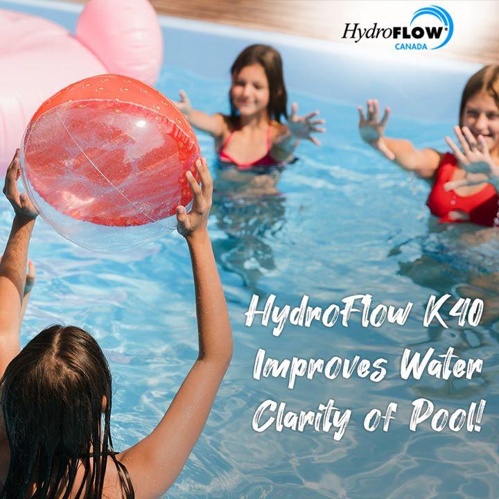Zlepšuje priehľadnosť a priezračnosť vody v bazénoch, vírivkách, akváriách